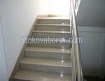 облицовка на стълби с мрамор