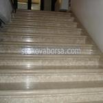 гранитно облицоване по поръчка на стълбище