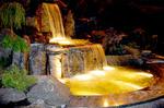 декоративен водопад за градината