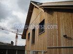 дървена фасадна облицовка по поръчка