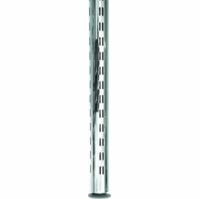 Рондо тръба Ф50 мм хром с височина 1500мм