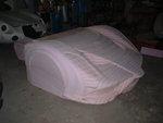 Car dekorativen Polystyrol