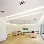 монтаж на окачен таван от гипсокартон