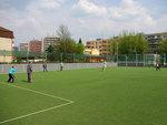 настилка за футбол от изкуствена трева по поръчка