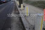 ограничители от бетон за паркиране по поръчка