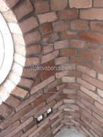 Декоративна облицовка тухла антика за реставрация