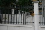 решетъчна ограда от метал