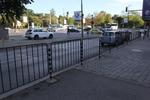 тротоарни решетъчни огради по поръчка