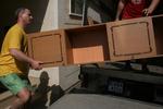 охраняван склад за мебели под наем