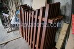 оградни пана боядисани с боя по RAL каталог