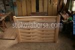 дървени пана 200x200см. за огради