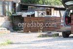 дървени огради по поръчка от дървени пана 200x80см.