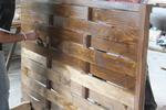 дървени огради от чам с оградни пана 200x90см