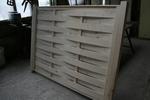 дървени огради от чам без лаково боядисване