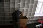 преместване на административен офис по поръчка