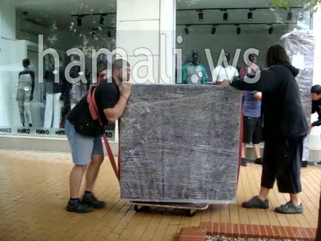 преместване на мебели с опаковане и съхранение до всяка точка на света
