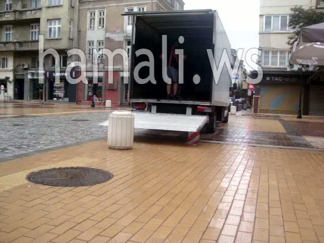 преместване на мебели с опаковане и съхранение по поръчка
