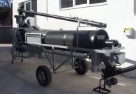 Земеделски машини за почистване на зърно