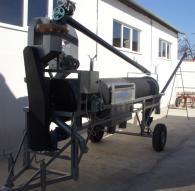 Машини за почистване на зърно