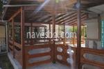 изграждане на дървени навеси и пристройки