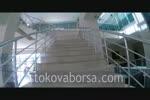 фирма за иноксови парапети за стълбища