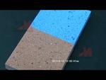 Устойчиви на одраскване плотове от технически камък за молове