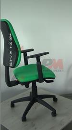 качествено изпълнение на офис столове до 100 кг.