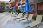 Чадър за ресторант на слънце